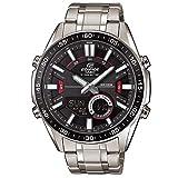 Casio Edifice Chronograph Black Dial Men's Watch - EFV-C100D-1AVDF(EX438)