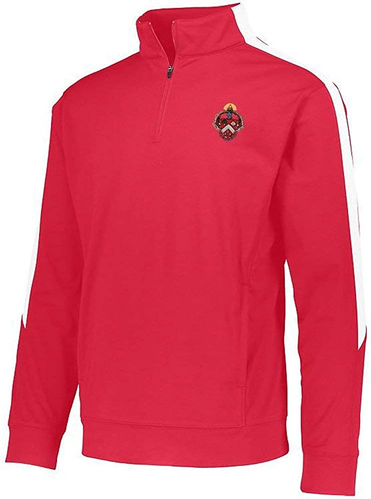 Triangle World Famous Greek Crest Medalist Pullover
