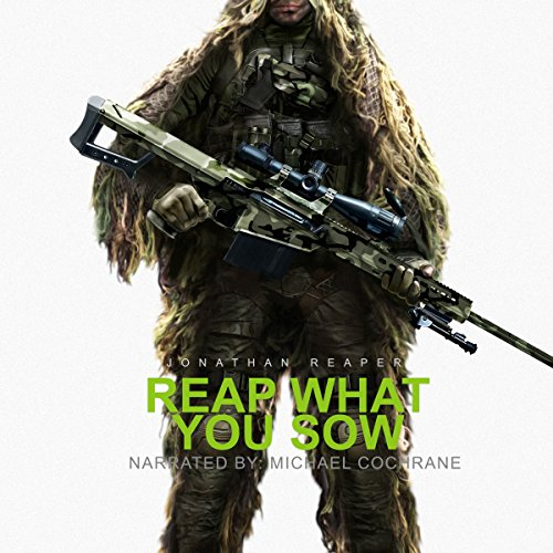 Reap What You Sow audiobook cover art