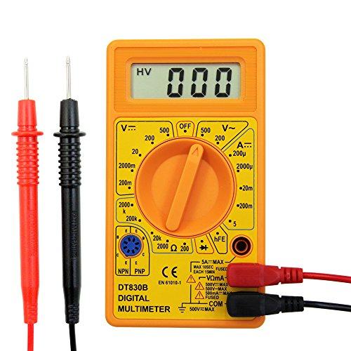 Electraline 59002 - Multímetro