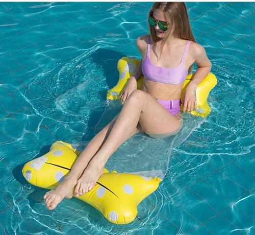 Queta Materassino gonfiabile per piscina, materassino gonfiabile per piscina, materassino...