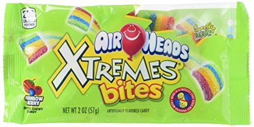 Airheads Xtreme Bites Rainbow Berry 57 g