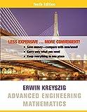 Advanced Engineering Mathematics 10e Binder Ready Version + WileyPLUS Registration Card