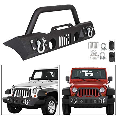 jeep bumper jk - 5