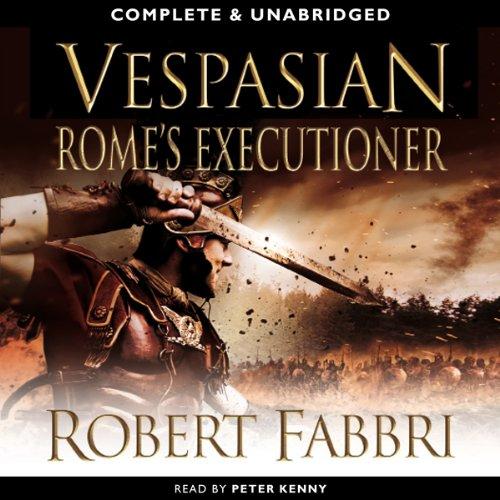 Vespasian: Rome's Executioner audiobook cover art
