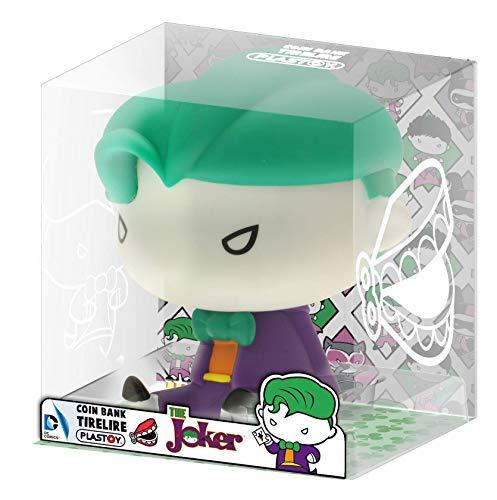 Plastoy Figura Hucha Chibi Joker Justice League DC Comics 17cm