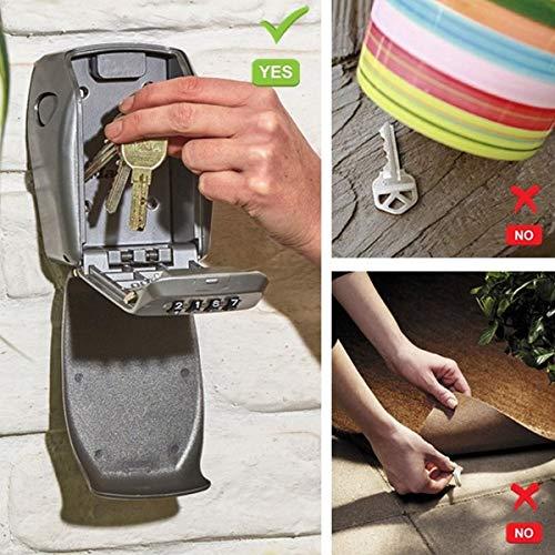 MASTER LOCK Boite à clés sécurisée Select Access® 3
