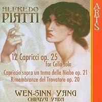 Music for Cello Solo / Music for Cello & Piano (2003-10-28)