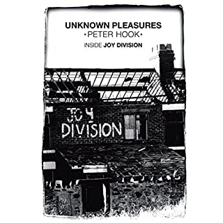 Unknown Pleasures: Inside Joy Division cover art