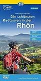 ADFC-Regionalkarte Die schönsten Radtouren in der Rhön: 1:75.000, wetterfest, reißfest, GPS-Tracks Download, E-Bike-geeignet (ADFC-Regionalkarte 1:75000)