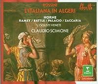 Rossini - L'Italiana in Algeri / Horne 路 Ramey 路 Battle 路 Palacio 路 Zaccaria 路 I Solisti Veneti 路 Scimone