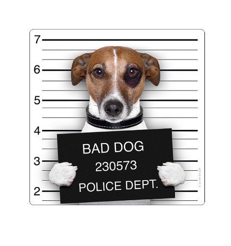 'Imán de Frigorífico perro guardián del