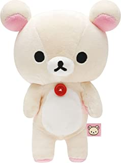 San-x Rilakkuma Plush doll S (Korilakkuma)