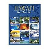 Hawaii the Aloha State 12-pack Assorted Postcards