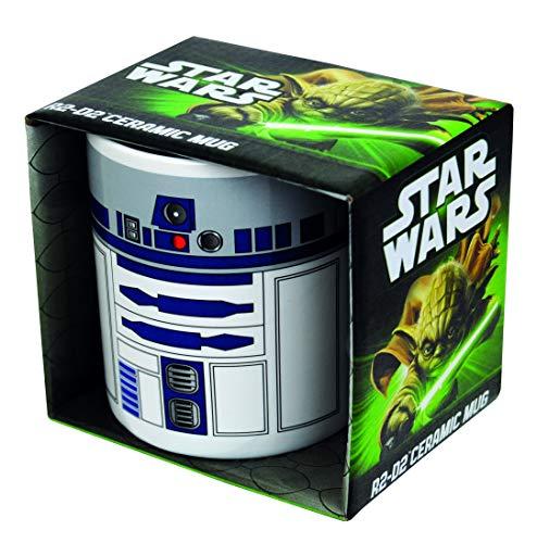 Half Moon Bay Star Wars MUGBSW12 350 Milliliter R2-D2 Becher