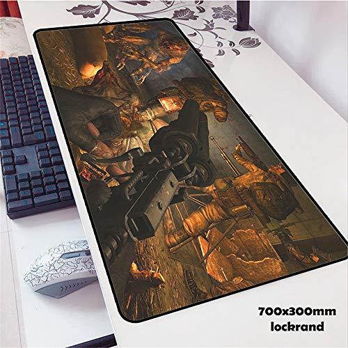 Musik mauspad Gummi Player persönlichkeit Neue Laptop Tastatur große Tisch Matte 5 900x400x2