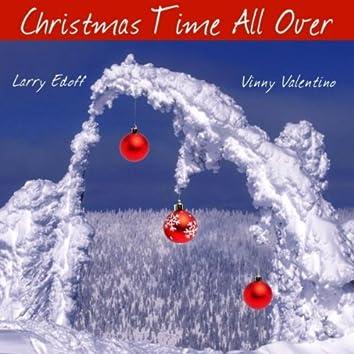 Christmas Time All Over