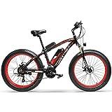 Cyrusher Fat Tire Bike Snow Bike Mountain Bike...