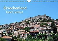 Griechenland - Insel Lesbos (Wandkalender 2022 DIN A4 quer): Griechische Inseltraeume (Monatskalender, 14 Seiten )