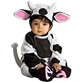 Rubie s Costume EZ-On Romper Costume, Cozy Cow, 6-12 Months