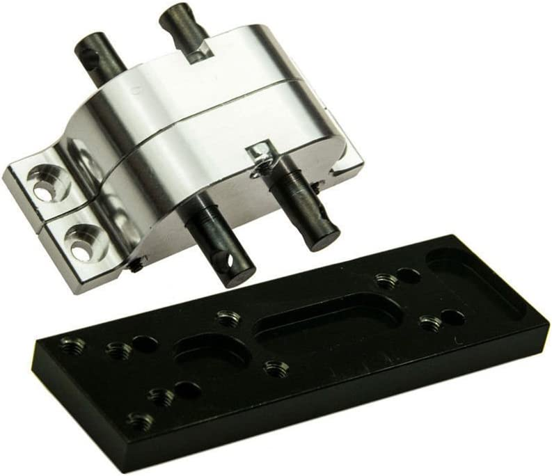 Transfer Case for Recommended SCX10 D90 1:10th Max 82% OFF Tru 1:14 Car RC Model Crawler