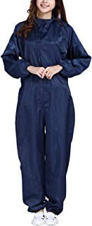 Fabrica Laboratorio etc CiKiXZ Overol con Capucha Protector Traje de Pintura Ropa de Protecci/ón Desechable Mu/ñecas El/ásticas Ropa Protecci/ón contra Polvo Aceite Saliva Prenda para Limpieza