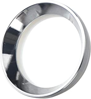 58mm Portafilter Dosing Funnel Espresso Coffee Dosage Ring Stainless Steel