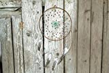 MadeHeart | Buy handmade goods Interior Pendant in The Shape of Dreamcatcher