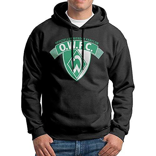 NR Men Sv Werder Bremen Logo Customized Causal 100% Cotton Hoodie