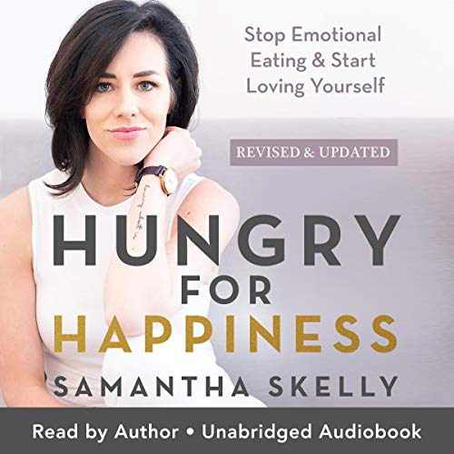 Hungry for Happiness, Revised and Updated cover art
