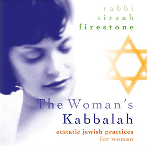Woman's Kabbalah audiobook cover art