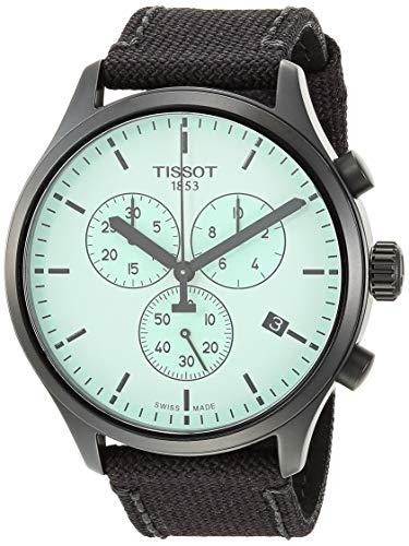 Orologio Cronografo T116.617.37.091.00 acciaio 316L collezione Chrono XL