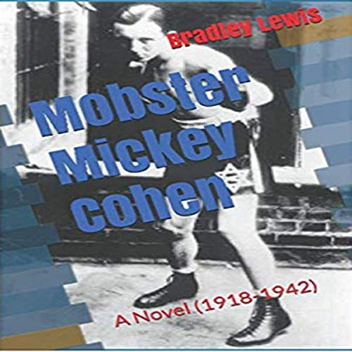 Mickey Cohen audiobook cover art