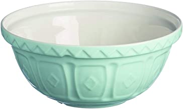 "Mason Cash Color Mix S12 11.4"" Powder Blue Mixing Bowl"