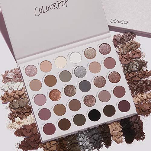 Paletas De Maquillaje Colourpop marca Colourpop