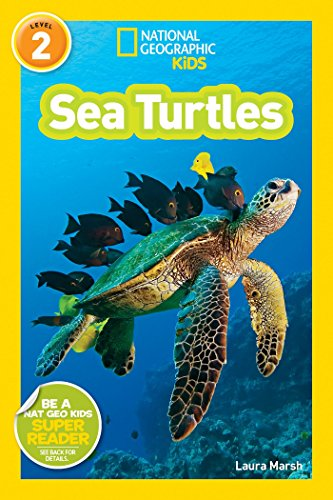 National Geographic Readers: Sea Turtles (National Geographic Kids Readers: Level 2)