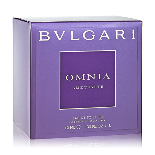 Bvlgari Omnia Amethyste, eau de toilette, spray 40 ml, 1.3 ounces, women's perfume