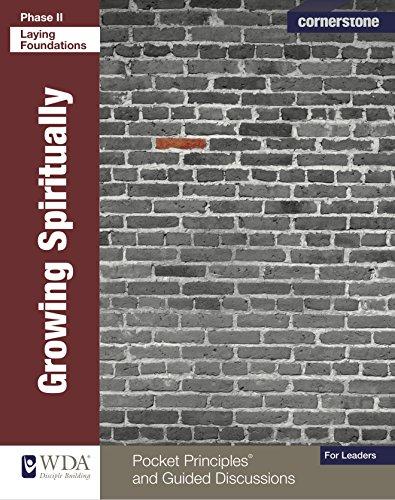 Growing Spiritually: for Leaders (English Edition)