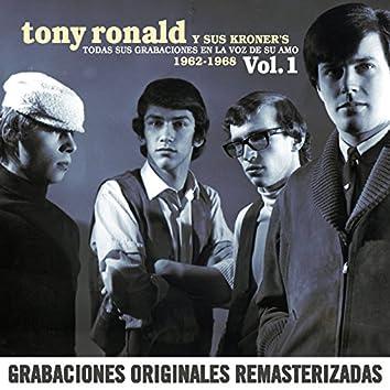 Todas sus grabaciones en La Voz en su Amo (1962-1968), Vol. 1 [Remastered 2015]