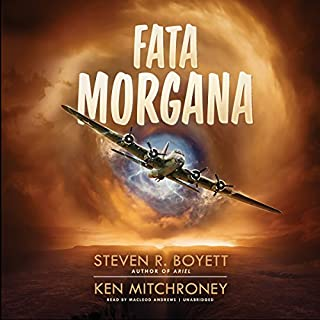 Fata Morgana                   Auteur(s):                                                                                                                                 Steven R. Boyett,                                                                                        Ken Mitchroney                               Narrateur(s):                                                                                                                                 Macleod Andrews                      Durée: 12 h et 9 min     4 évaluations     Au global 4,5