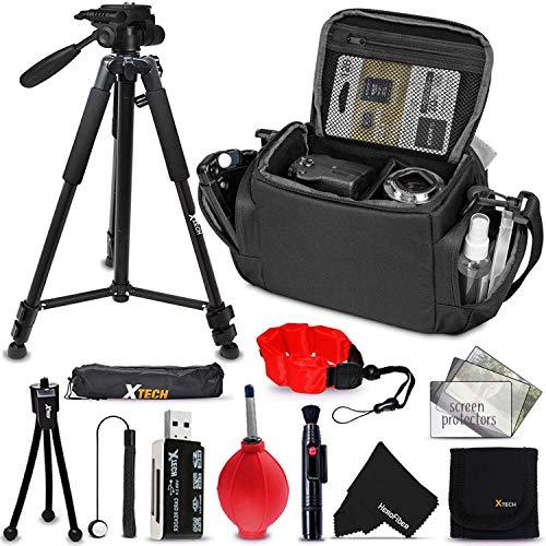 Deluxe Camera Accessories Kit fo...