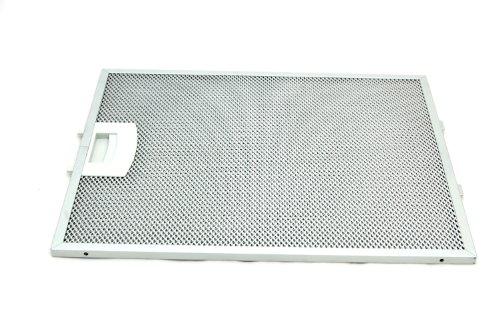 Siemens Fettfilter für Dunstabzugshaube, Metall, Teilenummer 353110