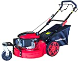 PowerSmart DB8620 20 inch 3-in-1 196cc Gas Self Propelled Mower,...