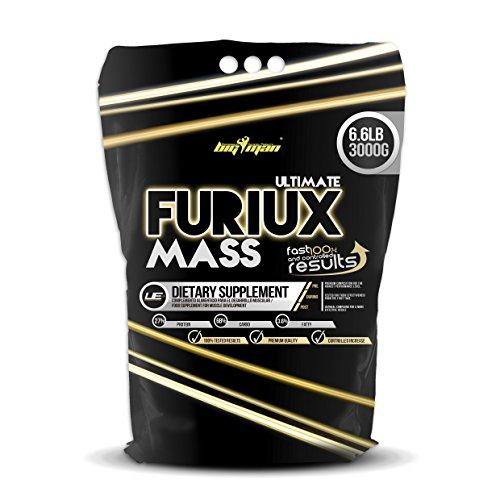 Big Man Nutrition Ultimate Furiux Mass Suplementos Yogur - 3000 gr