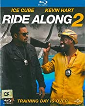 RIDE ALONG 2 (BLU-RAY, Region A, Tim Story) Ice Cube, Kevin Hart
