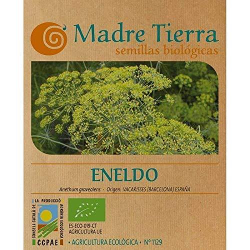 Madre Tierra- Semillas de Eneldo (Anethum Graveolens)- Origen Vacarisses (Barcelona)