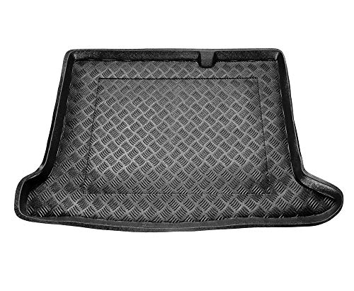 Cubre Maletero de PVC Compatible con Dacia SANDERO II Stepway 4x4 (Desde 2012) + Limpiador de Plasticos (Regalo)