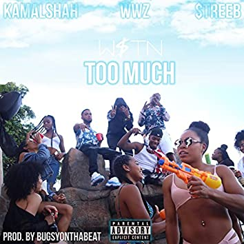 Too Much (feat. J Woods)
