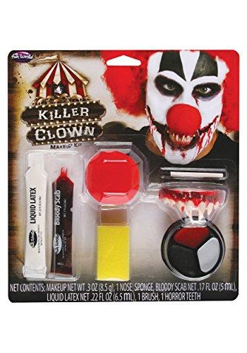 Fun World Killer Clown Makeup Kit - ST