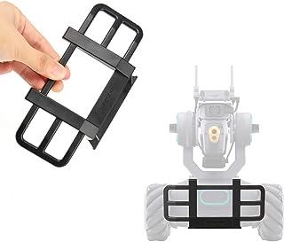 Crash Bar Front Bumper for DJI RoboMaster S1, Arch Shape, Soft Cushion, Lightweight, Widened Design, Easy Setup